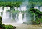 Legend of the Iguazu Falls
