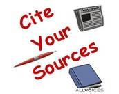 Why do we need to cite our sources?