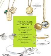 Charms & Engravables