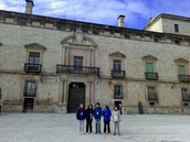 PALACE OF URTADO DE MENDOZA