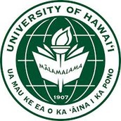 #3 University of Hawaii at Mona