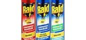 Raid ant and roach