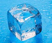 Frozen Water - Solid