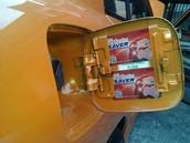 Penjimatan Petrol/Diesel Kenderaan