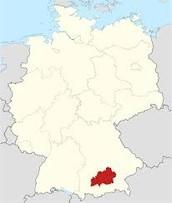 Wo ist München?
