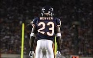 devin hester a rookie stair