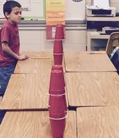 3rd Grade Science Activity