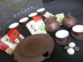 Modern and Traditional Tea Ceremony Kit from China