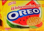 Worst product of 2015: Watermelon Oreos