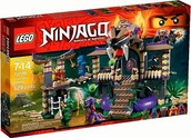 Ninjago Enter The Serpent