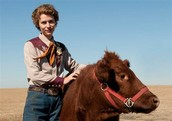 Young Temple Grandin