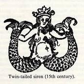 15th Century Siren