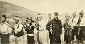 1910: Japan annexes Korea