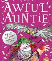 NEW David Walliams Book in the Library!