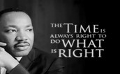 LET IT SHINE - The American Civil Rights Movement
