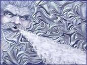 Shamash the God of Wind