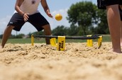 Spike ball tournament NOVEMBER 30th on HUKILAU BEACH, OAHU, HI at 12:00 P.M.