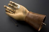 1863, Rubber Hand