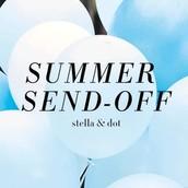 Summer Send Off Sale Amazing Deals