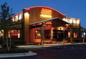 Logans  Restaurant at Night