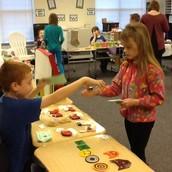 PES - 3rd Grade - Market Day