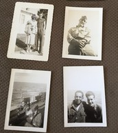 Photos taken during the war