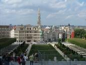 The Capital Of Belgium Brussel
