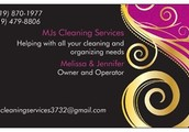 We clean and organize your home or business