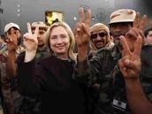 Hillary Clinton in Libya
