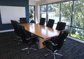 Class A Executive Suits with River Front Offices!