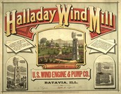 1873 Windmills Took Noticed