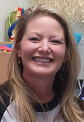 Teacher Spotlight - Mrs. Brimage Kindergarten teacher at MMV