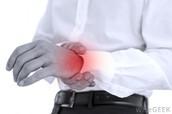 Symptoms of RSI