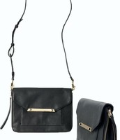Tia Cross Body - Midnight Black