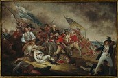 There were many generals at the battle of bunker hill some died though