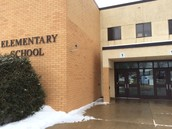 Front doors at the elementary will be locked during the school day.