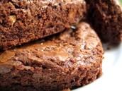 Almond Brown Sugar Brownies