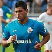 Hulk, he is a soccer player in the u.s.