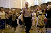 Dance Lesson from September