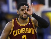 NBA Star Kyrie Irving