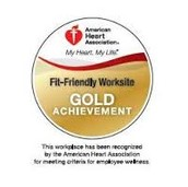 Gold Fit-Friendly Worksite