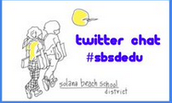 SBSD twitter chat
