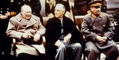 What is the Yalta Conference? Why was it important in delaying the Cold War?
