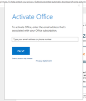 Step 4: Activate Office