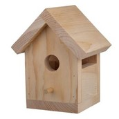 Reasons for a birdhouse