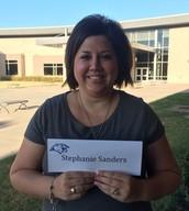 Ms. Stephanie Sanders
