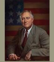 Franklin D. Roosevelt FDR