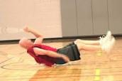 More jump rope tricks.