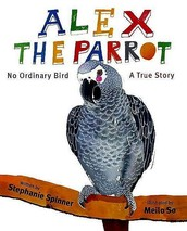 Book of the Week: Alex the Parrot
