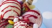 Exceptional ice creams